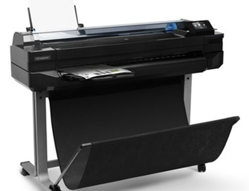 HP Designjet T520 ePrinter (914mm)