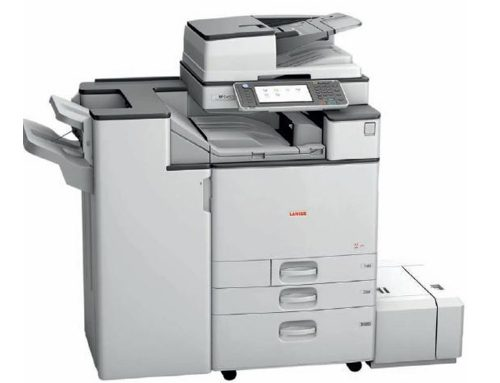 NASHUATEC MP C4503